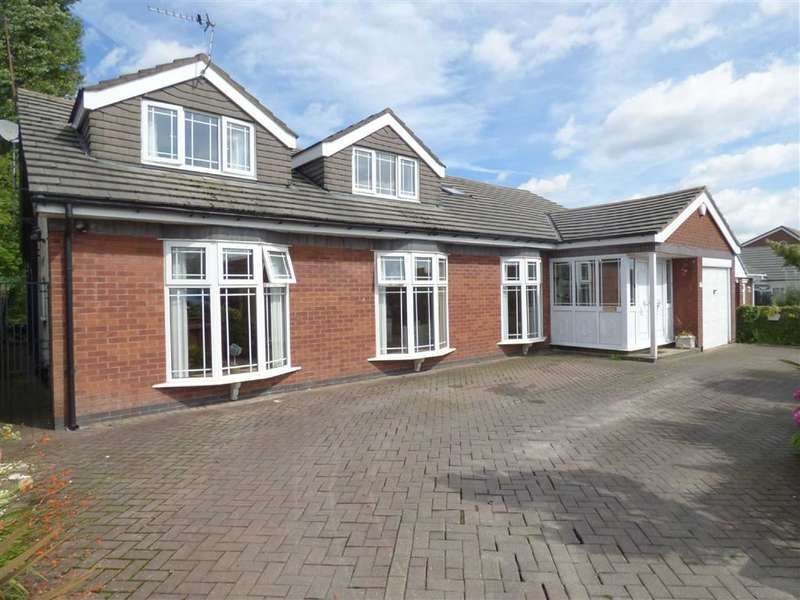 5 Bedrooms Property for sale in Hardfield Road, Alkrington, Middleton, Manchester, M24