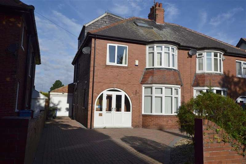 4 Bedrooms Property for sale in Cardigan Road, Bridlington, YO15