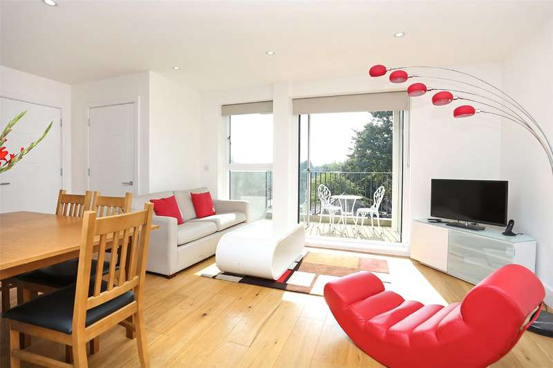2 Bedrooms Apartment Flat for sale in Carpenters Place, Clapham, London, SW4