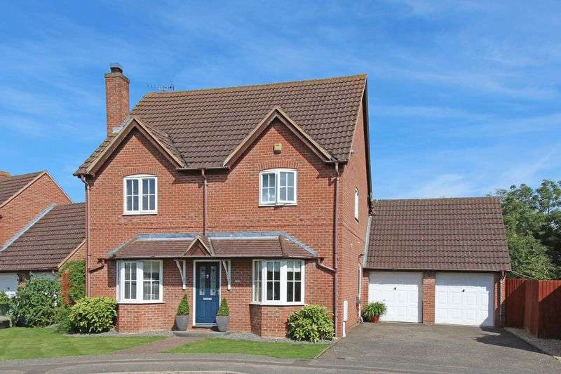 4 Bedrooms Detached House for sale in Fenton Drive, Carlby