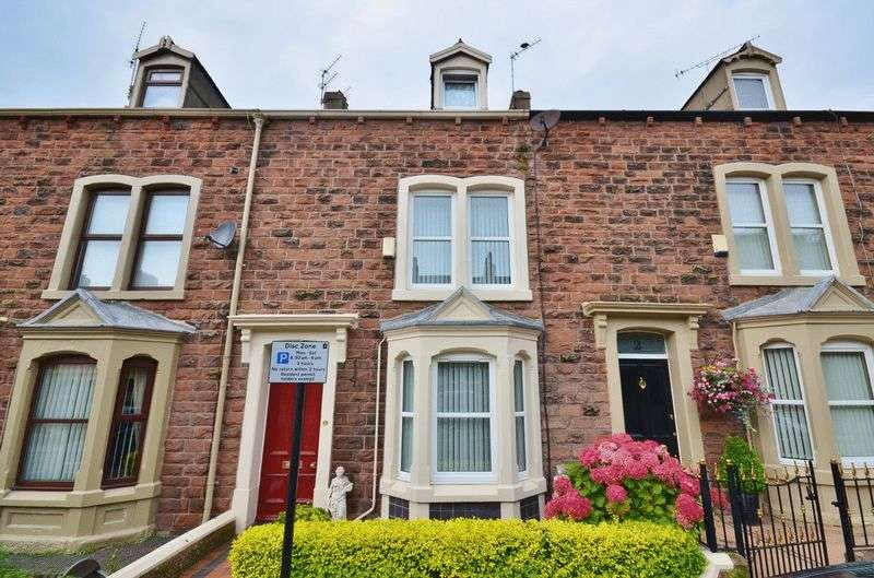 4 Bedrooms Terraced House for sale in Lawson Street, Maryport