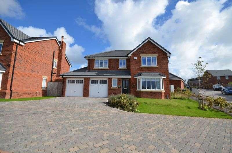 4 Bedrooms Detached House for sale in 3 Benedict Drive, Highcross Park, Blackpool, FY3 0AF