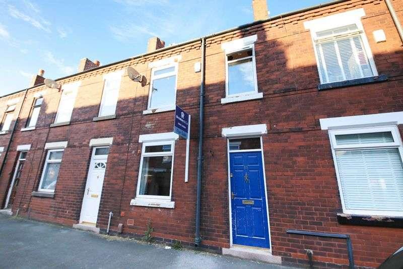 2 Bedrooms Terraced House for sale in Alfred Street, Swinley, Wigan