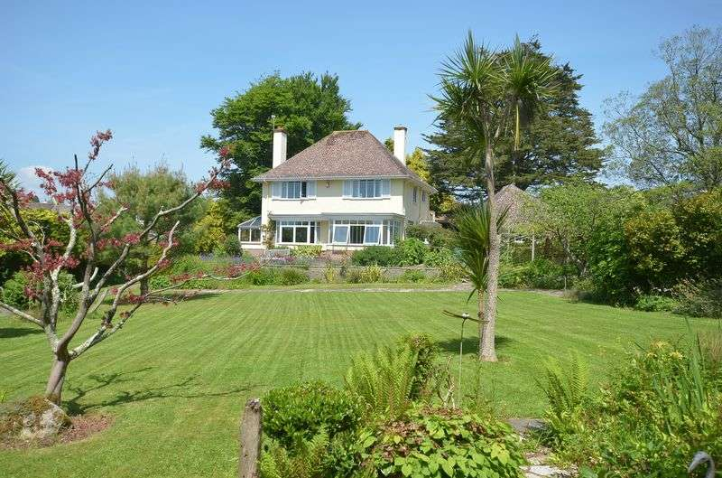 4 Bedrooms Detached House for sale in GALMPTON