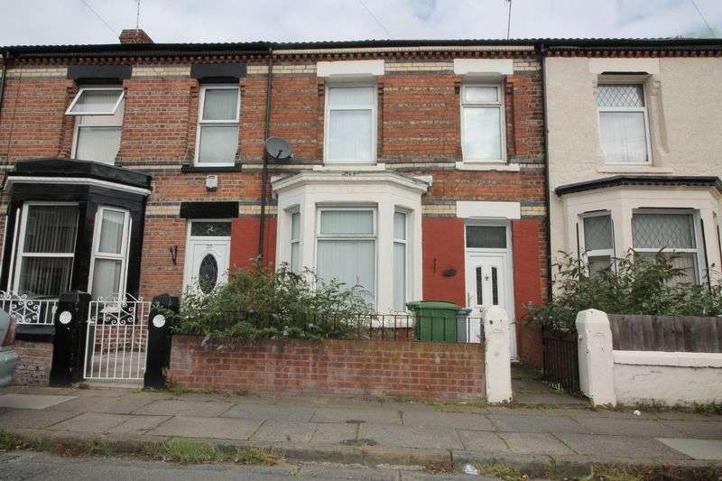 3 Bedrooms Terraced House for sale in Fairfield Road, Tranmere