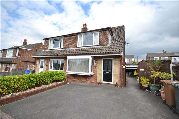 3 Bedrooms Semi Detached House for sale in Howe Grove, Chorley, Chorley
