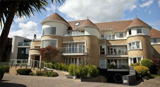4 Bedrooms Flat for sale in Panorama Road, Sandbanks, Poole, Dorset