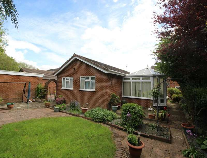 2 Bedrooms Detached Bungalow for sale in Exeter Drive, Darlington, DL1