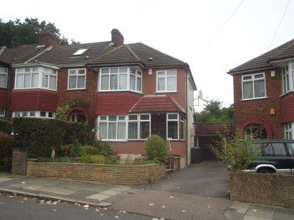 3 Bedrooms End Of Terrace House for sale in Lakeside Crescent, Barnet