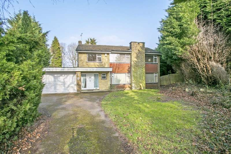 4 Bedrooms Detached House for sale in Malton Way, Tunbridge Wells