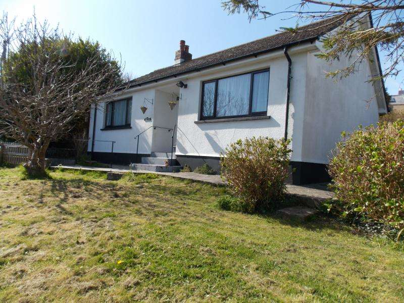 2 Bedrooms Detached Bungalow for sale in Ventonraze, Illogan, Redruth