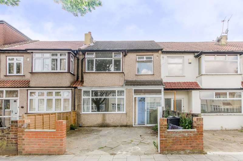 4 Bedrooms House for sale in Braeside Road, Streatham Vale, SW16