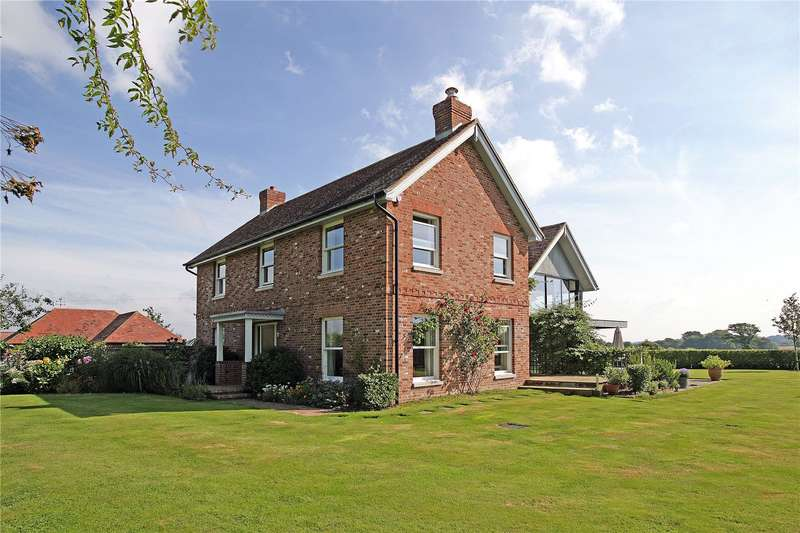 5 Bedrooms Equestrian Facility Character Property for sale in Novington Lane, East Chiltington