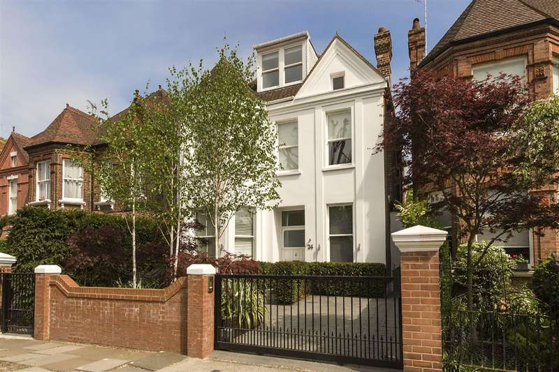 5 Bedrooms House for sale in Dartmouth Road, Mapesbury, NW2