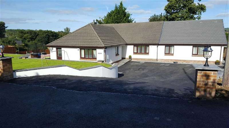 6 Bedrooms Property for sale in Penlon Road, Quarry Ffinant, NEWCASTLE EMLYN