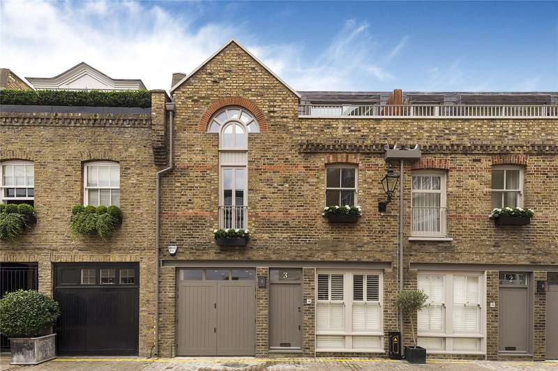 3 Bedrooms Mews House for sale in Reece Mews, South Kensington, London, SW7