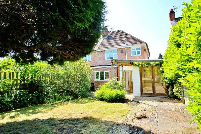 3 Bedrooms Semi Detached House for sale in Gynsill Lane, Anstey