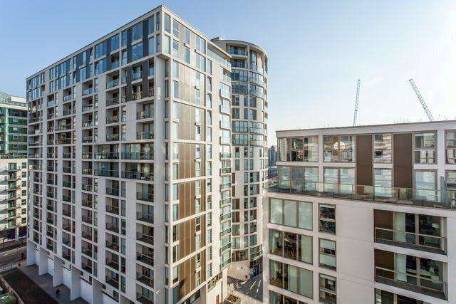 1 Bedroom Flat for sale in Cobalt Point, Lanterns Court, Canary Wharf