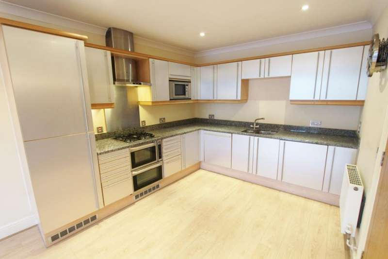 2 Bedrooms Apartment Flat for sale in The Angel, Islington N1