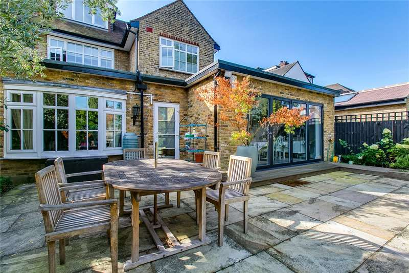 5 Bedrooms Detached House for sale in Clare Lawn Avenue, East Sheen, SW14