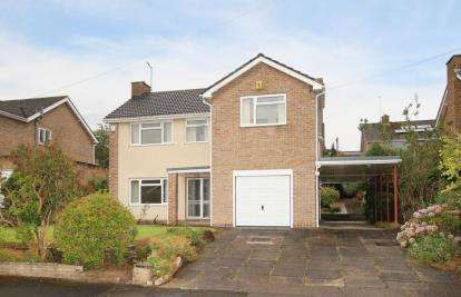 4 Bedrooms Detached House for sale in Derriman Grove, Sheffield