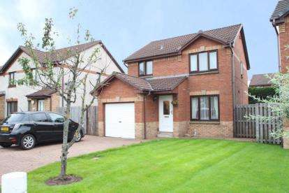 3 Bedrooms Detached House for sale in Finch Drive, Knightswood Gate, Glasgow