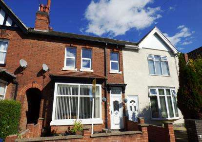 4 Bedrooms Terraced House for sale in Belvedere Road, Burton-On-Trent, Staffordshire