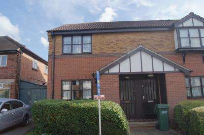 1 Bedroom Flat for sale in Douglas Court, Douglas Avenue, Nottingham, Nottinghamshire
