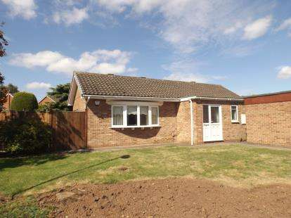 3 Bedrooms Bungalow for sale in Beacon Hill Drive, Hucknall, Nottingham, Nottinghamshire