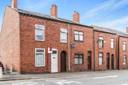 3 Bedrooms End Of Terrace House for sale in Johnson Street, Tyldsley, Manchester, Lancs