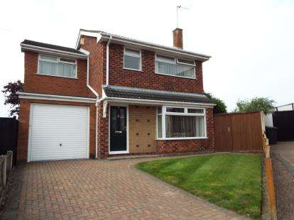 4 Bedrooms Detached House for sale in Manston Road, Penketh, Warrington, Cheshire