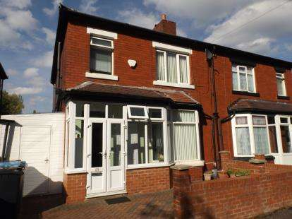 3 Bedrooms Semi Detached House for sale in Guildford Road, Levenshulme, Manchester, Greater Manchester