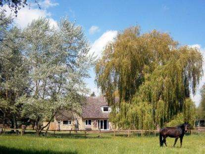 4 Bedrooms Equestrian Facility Character Property for sale in Honeybourne Lane, Mickleton, Chipping Campden, Gloucestershire
