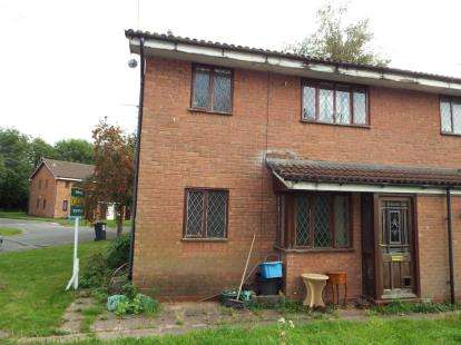 1 Bedroom Terraced House for sale in Lea Yield Close, Birmingham, West Midlands