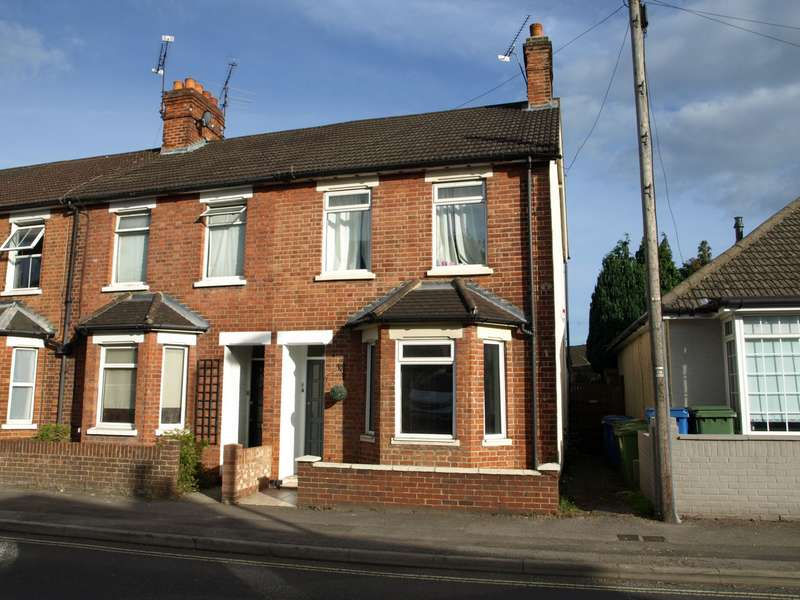 3 Bedrooms End Of Terrace House for sale in Rectory Road, Farnborough, GU14