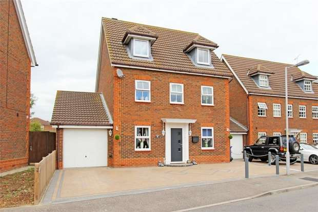 5 Bedrooms Detached House for sale in Buckthorne Road, Minster on Sea, Sheerness, Kent