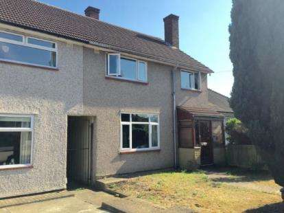 3 Bedrooms Terraced House for sale in Harold Hill, Romford, Essex
