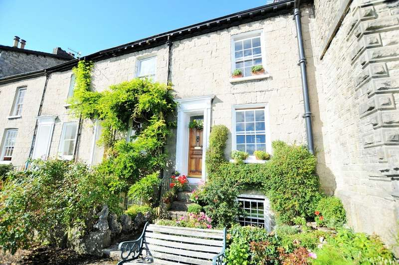 4 Bedrooms End Of Terrace House for sale in Cliff Terrace, Kendal