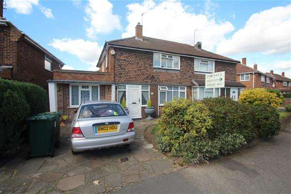 3 Bedrooms Semi Detached House for sale in High Street, Stanwell Village