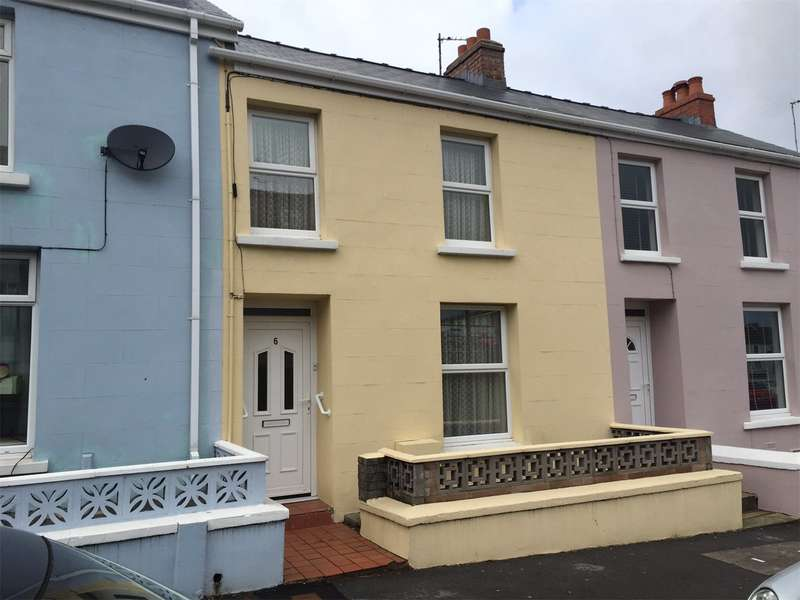 2 Bedrooms Terraced House for sale in Milford Road, Haverfordwest, Pembrokeshire