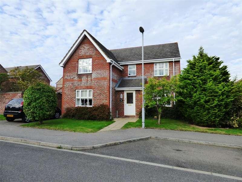 4 Bedrooms Property for sale in Arnald Way, Houghton Regis, Dunstable