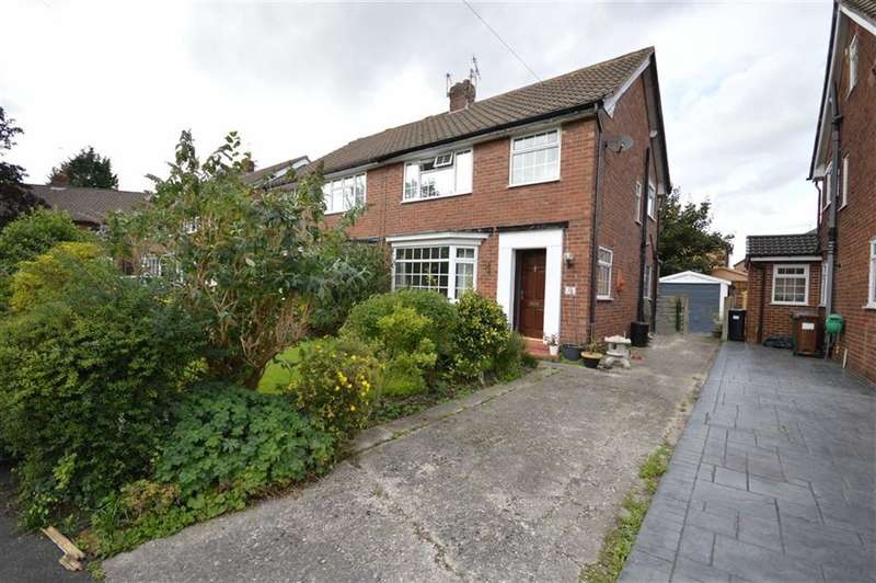 3 Bedrooms Property for sale in HAWTHORN GROVE, BRAMHALL, Stockport, Cheshire, SK7