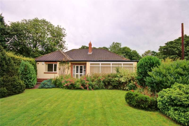 3 Bedrooms Detached Bungalow for sale in Smallhope Drive, Lanchester, Durham, DH7