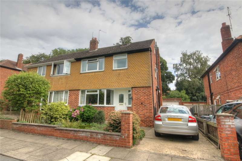 4 Bedrooms Semi Detached House for sale in St Hild Close, Darlington, County Durham, DL3