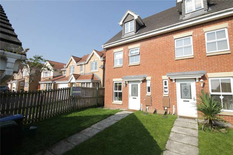 3 Bedrooms Semi Detached House for sale in Chapel Drive, Delves Lane, Consett, DH8