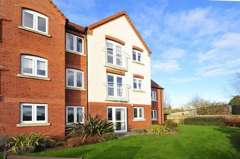 2 Bedrooms Flat for sale in Kings Loade, Bridgnorth