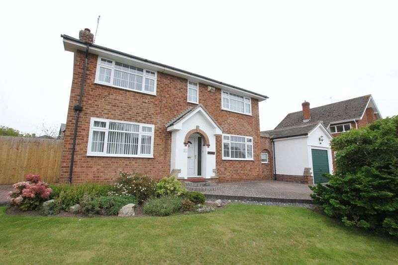 4 Bedrooms Detached House for sale in Dee Park Road, Gayton, Wirral