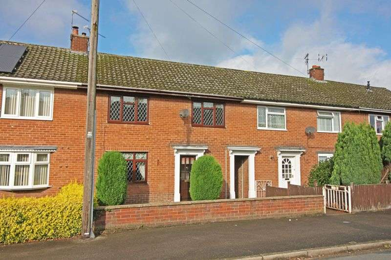 3 Bedrooms Terraced House for sale in Wellington Street, Retford