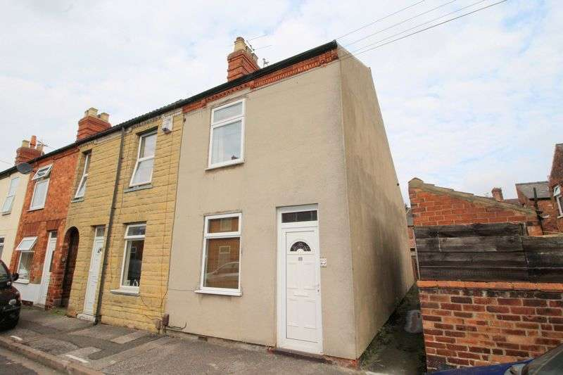 2 Bedrooms Terraced House for sale in Albany Street, Uphill, Lincoln
