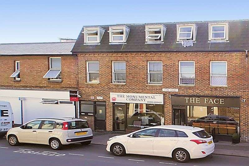 1 Bedroom Flat for sale in Lyon Street West, Bognor Regis PO21